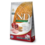 N&D Pollo e Melograno Low Grain LIGHT - Adult Medium-Maxi 2,5kg