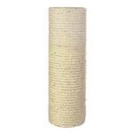 Tronchetto colonna in sisal di ricambio d.11 h 50 cm M10