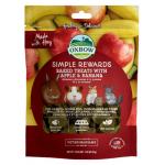 Simple Rewards, Snack roditori Banana e Mela 85g