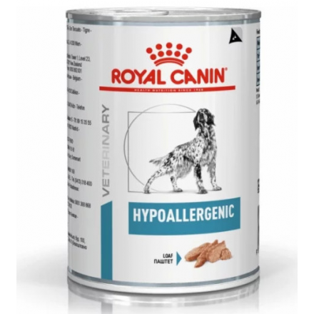 Hypoallergenic cane umido 400g