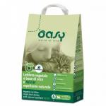 Oasy, Lettiera nautrale biodegradabile orzo e neem 6l