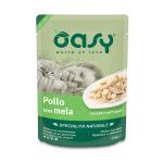 OASY specialità naturali Pollo con Mela 70g
