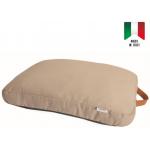 Cuscino sfoderabile RECYCLED cm 50x65 BEIGE