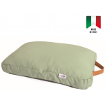 Cuscino sfoderabile RECYCLED cm 50x65 VERDE
