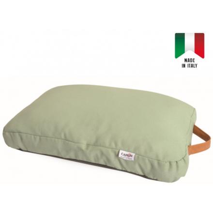 Cuscino sfoderabile RECYCLED cm 50x65 VERDE