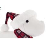 Capello natalizio per cani 17x23