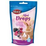 Drops premio per conigli con frutti di bosco 75gr