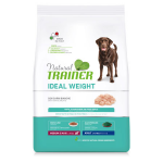 Natural Trainer Ideal Weight MEDIO-MAXI carni bianche 12kg