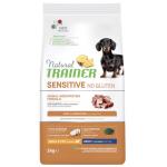 Natural Trainer MINI Sensitive monoproteico all'anatra 2kg