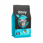 OASY Grain Free Adult Small/Mini Pesce 800g