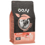 OASY Grain Free Puppy Small/Mini Tacchino 800g