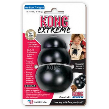 Kong Extreme portabiscotto Medium (7-16 kg)