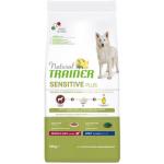 Natural Trainer Sensitive Plus MEDIO-MAXI monoproteico al cavallo 12kg