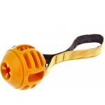 Palla in TPR con maniglia per lancio d. 8 cm