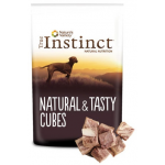 True instinct snack cane 100% manzo liofilizzato 50g