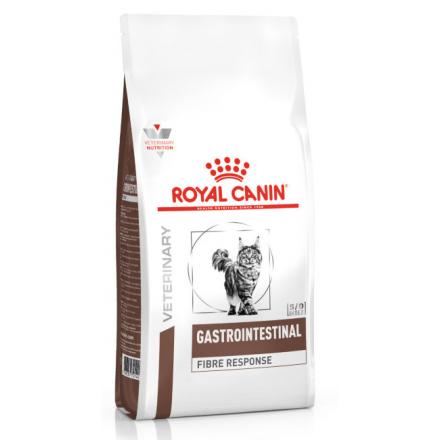 Gastrointestinal Fibre Response secco gatto 400g