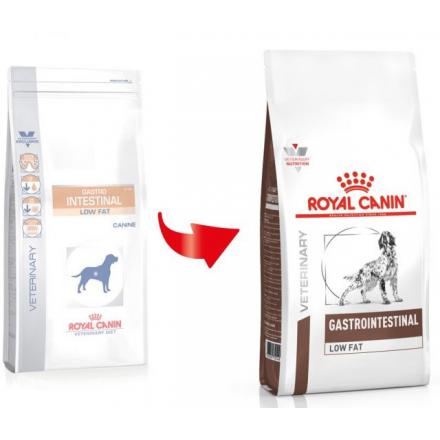 Gastro Intestinal Low Fat cane secco 1,5 kg