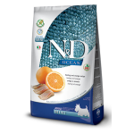 N&D Ocean aringa ed Arancia Grain Free- Adult mini 2,5 kg