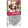 Advantix antiparassitario Spot On per cani da 10 a 25 kg 4 fialette