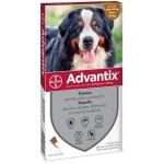 Advantix antiparassitario Spot On per cani oltre 40 kg 4 fialette