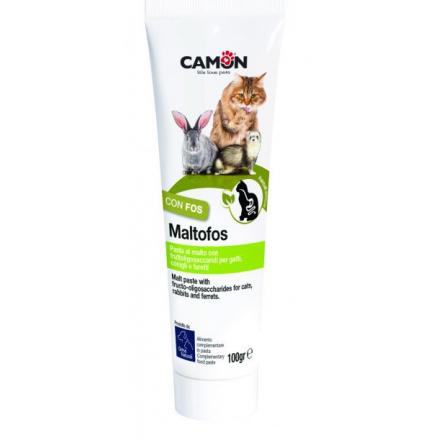 MaltoFOS 100g, antiboli per gatti, conigli e furetti