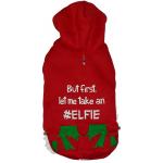 Felpa natalizia per cani ELFIE tg.35