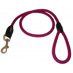 Guinzaglio da conduzione in corda per cani mm 11 x 1,2m VINACCIA