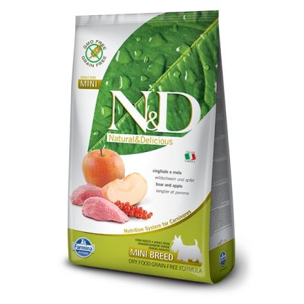 N&D Cinghiale e Mela Grain Free 800g