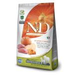 N&D Cinghiale, Zucca e Mela Grain Free - Adult Medium & Maxi 2,5 kg