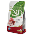N&D Kitten grain free - Pollo e melograno 300g