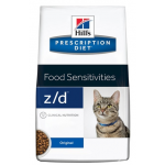 Z/D Food Sensitivities gatto secco 2 kg