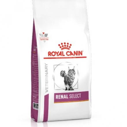 Renal Select gatto secco 500g