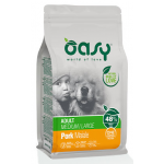 Oasy - One protein Maiale Medium Large adut 12 kg