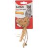 Gioco per gatti con campanello e catnip interno