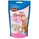 Drops premio per conigli con Yogurt 75g