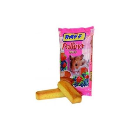 Pallino Wild - biscotto per roditori ai frutti di bosco 5pz x 7g