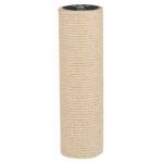 Tronchetto colonna in juta di ricambio d.9 h 40cm