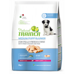 Natural Medium Puppy & Junior 3 kg