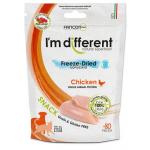 I\'m diferent - snack liofilizzato pollo 40g