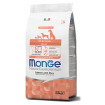 Monge All breed adult Salmone e riso 2,5 kg