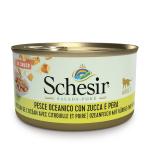 Schesir Pokè Pesce zucca e pera 85g