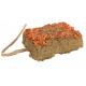 Pietra di argilla con carote per conigli 100g