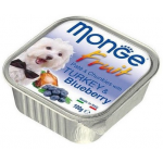 Monge Fruit Tacchino e mirtillo 100g