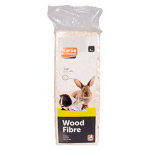 Wood Fibre - lettiera per animali in segatura 1kg-14lt