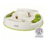 Activity Slide & Feed, ciotola per cani voraci e gioco di attivazione mentale d. 30 cm