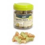 Bauveg Snack - Ossicini vegetali riso e patate 3cm 350g