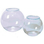Boccia in plastica per pesci d.20 3,7l