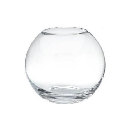 Boccia vetro lt.6 d.26cm h21