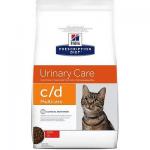 C/D Urinary pollo gatto secco 1,5 kg