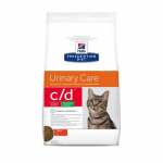C/D Urinary STRESS Reduced Calorie gatto secco 1,5 kg